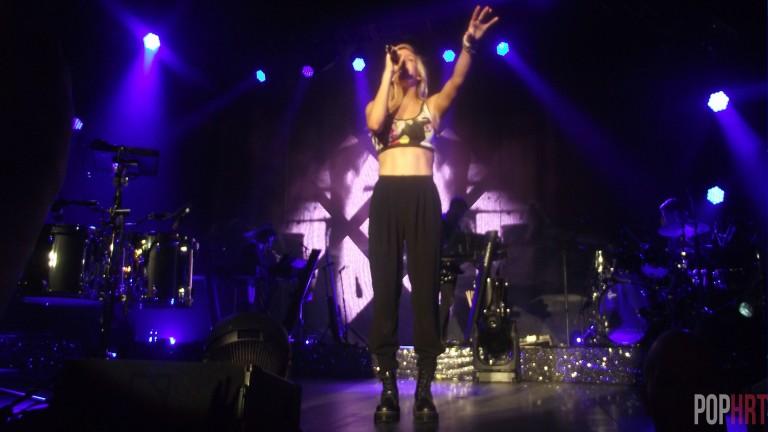 Ellie Goudling performing Elton John hit Your Song.